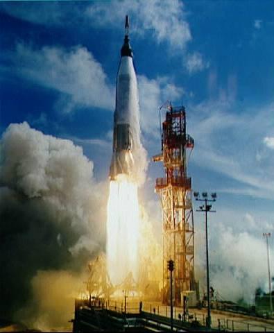 Mercury-Atlas 4 - Spacepage