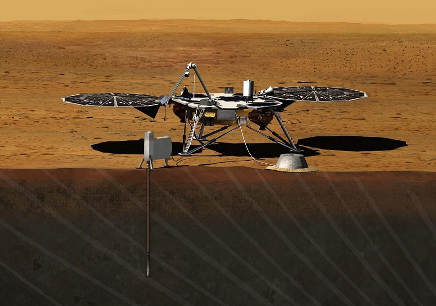 mars rover pictures 2018 insight - photo #30
