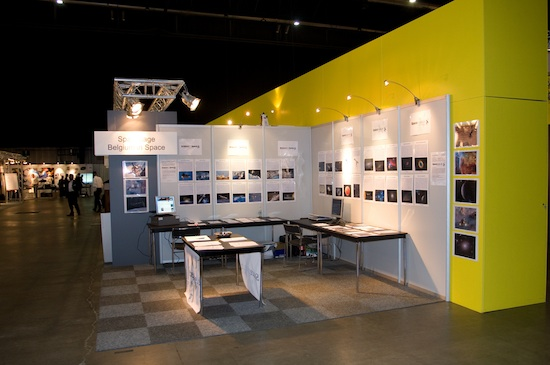 Spacepage in 2009: het forum