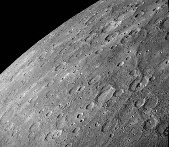 Mercurius Spacepage