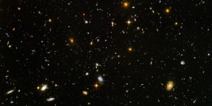 Sterrenstelsels gezien door de Hubble Space Telescope