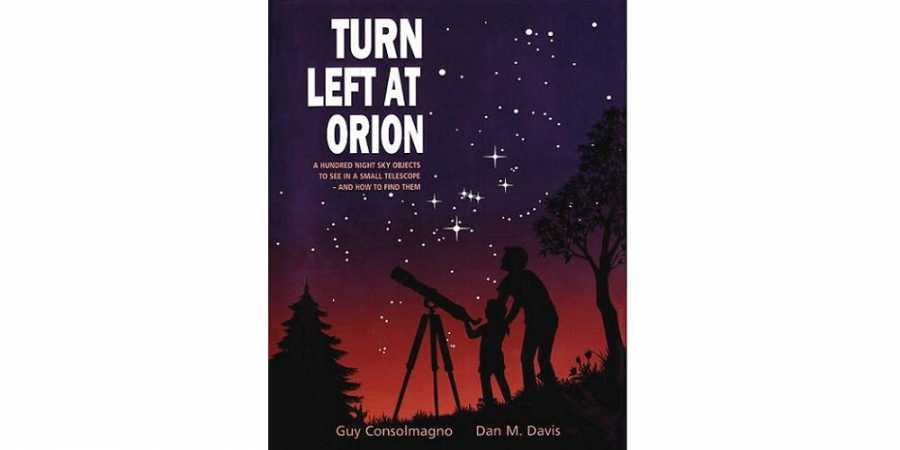 Turn left at Orion