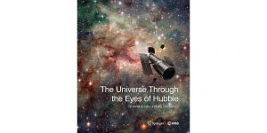 Cover The Universe Through The Eyes of Hubble