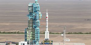 Het Jiuquan Satellite Launch Center