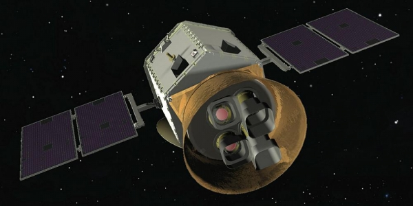 De Amerikaanse Transiting Exoplanet Survey Satellite (TESS)